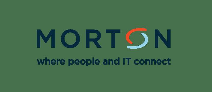 Morton rebranded Logo